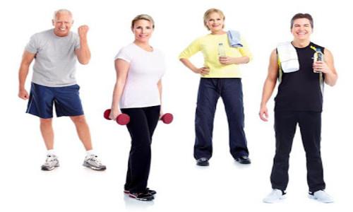 Algunos consejos para hacer ejercicios en la tercera edad