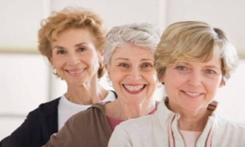 Ejercicios para abuelos sedentarios