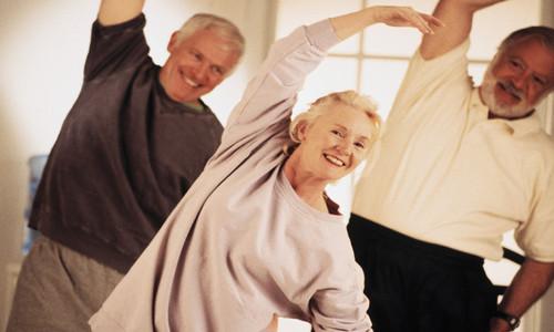 Envejecer en forma activa