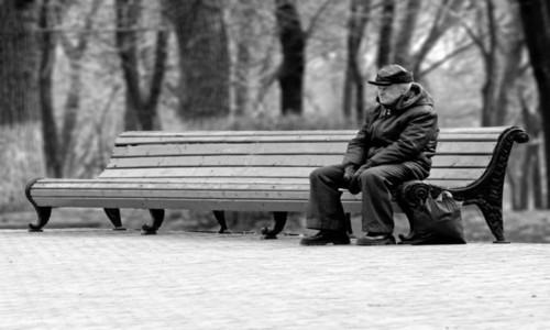 La soledad durante la tercera edad