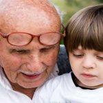 Semejanzas entre ancianos y niños